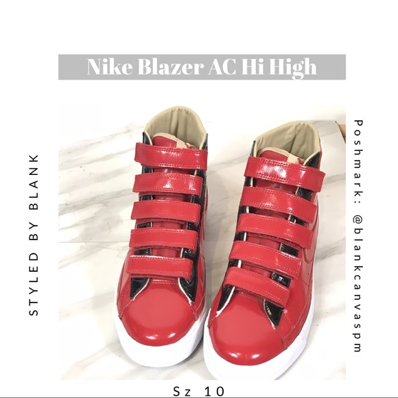 Nike Other - Nike Blazer AC Hi High Trainers Hightop Sneakers